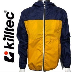 NWT Killtec Men's Lightweight Performance Jacket
